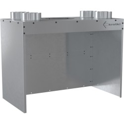 Dystrybutor 4x125 WIKTOR do samodzielnego montażu