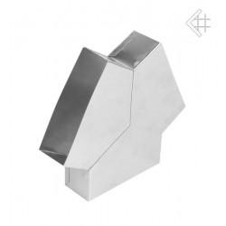 trójnik kanałowy płaski Y