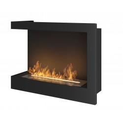 SIMPLE FIRE biokominek Corner 600 R lub L - WYSYŁKA GRATIS