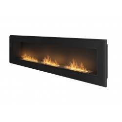 SIMPLE FIRE biokominek FRAME 180 czarny - WYSYŁKA GRATIS