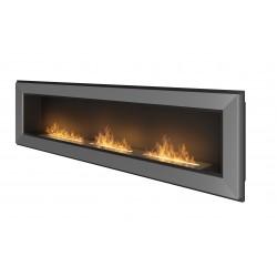 SIMPLE FIRE biokominek FRAME 180 inox - WYSYŁKA GRATIS