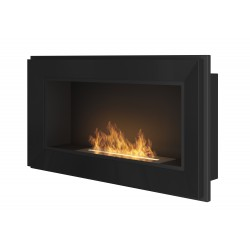 SIMPLE FIRE biokominek FRAME 90 cm czarny - WYSYŁKA GRATIS