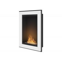 SIMPLE FIRE biokominek FRAME 550 biały - WYSYŁKA GRATIS