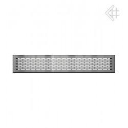 kratka podłogowa FLOOR 9x60 cm - szlifowana