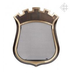 kratka herb z koroną
