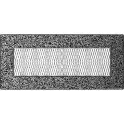 Kratka czarno-srebrna 11x24