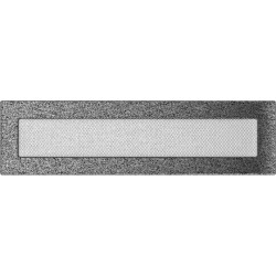 Kratka czarno-srebrna 11x42