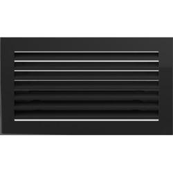 Kratka FRESH czarna 17x30
