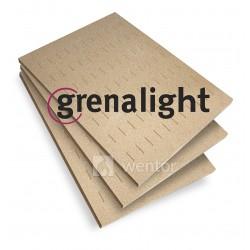 Płyta izolacyjna Grenalight 61/100/3 cm - zdrowa izolacja - cena za komplet 4 szt