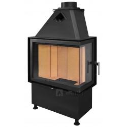 Wkład kominkowy Kobok Corner 670/500 BS/330 P