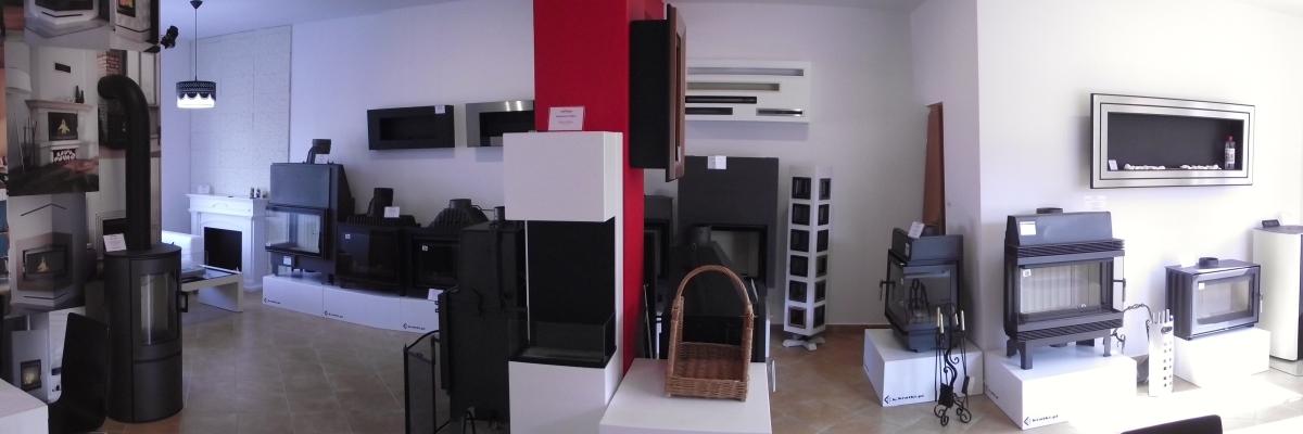 Salon sprzedaży: Raczyński, Kominki Jelenia Góra, ul. Wolności 208
